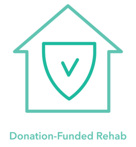 Donation-Funded Rehab Programs