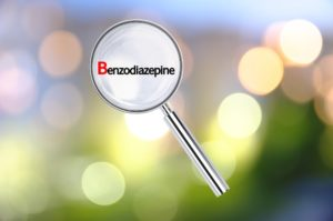 withdrawal from Benzodiazepines